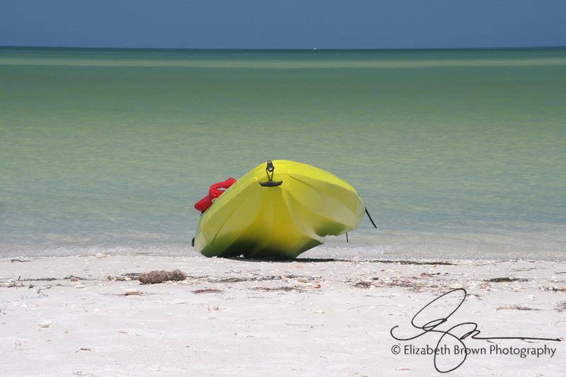 Sea Kayak, Caladesi Island State Park, Dunedin, FL