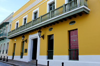 Spanish Colonial Architecture in Old San Juan