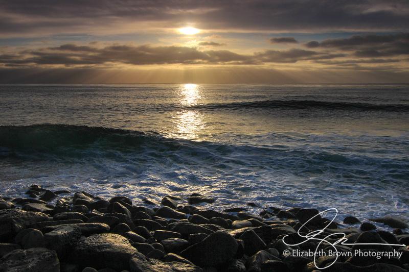 Pacific Sunset, La Jolla Cove, La Jolla, CA
