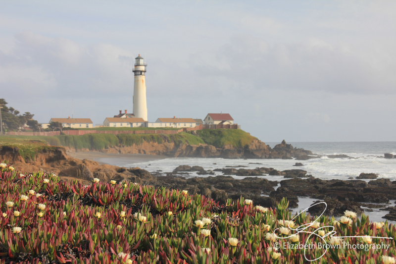 Pigeon Point Light Station, Pescadero, CA
