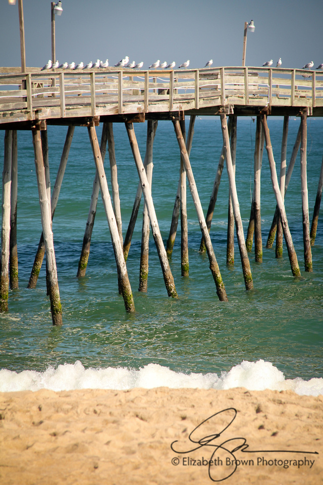 Avalon Pier, Kill Devil Hills, NC