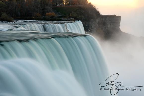 American Falls, Niagara Falls State Park, Niagara Falls, New York