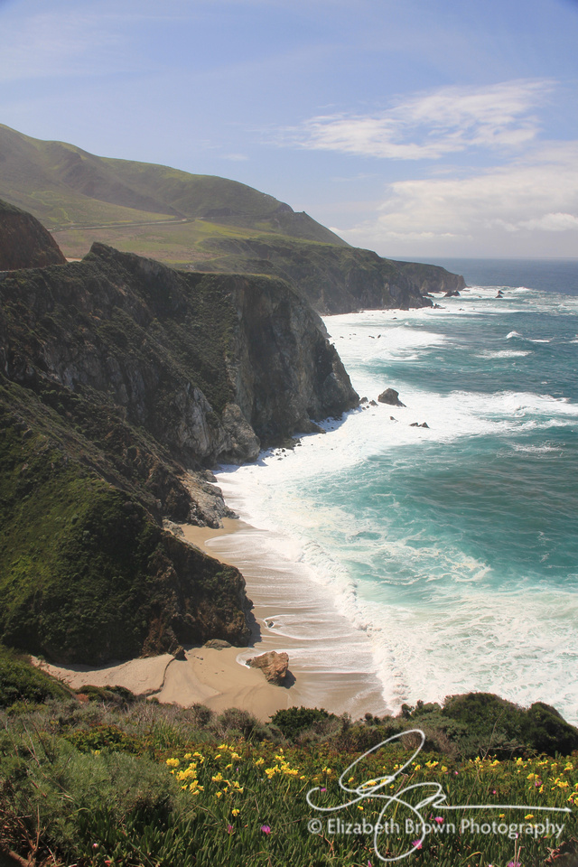 Big Sur Coastline, Big Sur, CA